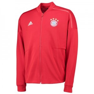 FC Bayern ZNE Home Anthem Jacket - Red