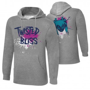 "Alexa Bliss ""Moment of Bliss"" Pullover Hoodie Sweatshirt"