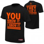 "Zack Ryder ""You Know It""  Authentic T-Shirt"