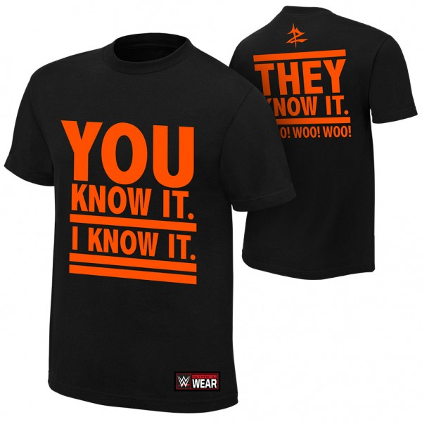 """Zack Ryder """"You Know It"""" Youth Authentic T-Shirt"""