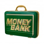 WWE Money In The Bank Green Commemorative Briefcase