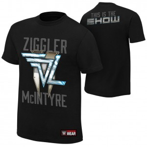 "Dolph Ziggler & Drew McIntyre ""This is The Show"" Authentic T-Shirt"