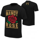 Mandy Rose Authentic T-Shirt