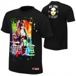 "Asuka ""No One is Ready"" Authentic T-Shirt"