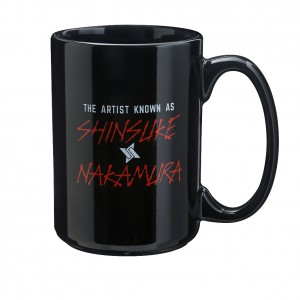 "Shinsuke Nakamura ""The Artist Known as"" 15 oz. Mug"