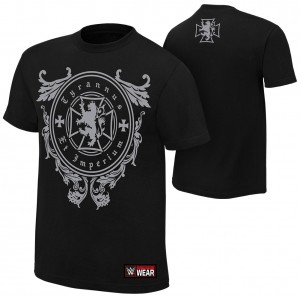 """Stephanie McMahon """"Monarch and Authority"""" T-Shirt"""