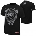"Stephanie McMahon ""Monarch and Authority"" Youth T-Shirt"