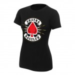 Shayna Baszler NXT Women's Authentic T-Shirt