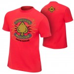 """Shayna Baszler """"Submission Magician"""" Youth Authentic T-Shirt"""