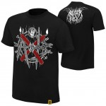 """Aleister Black """"AXB"""" Authentic T-Shirt"""