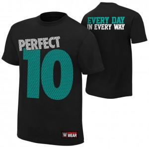 """Tye Dillinger """"Perfect 10"""" Youth Authentic T-Shirt"""