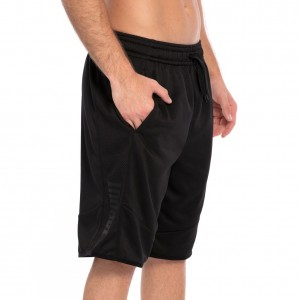 "Tapout ""Off Grid"" Black Shorts"