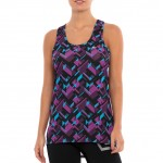 "Tapout ""Circuit Warrior"" Dahlia Women's Tank Top"