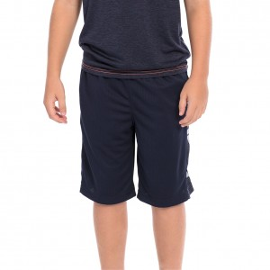 "Tapout ""Court Kings"" Navy Youth Shorts"