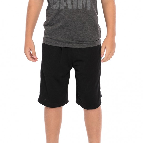 """Tapout """"Court Kings"""" Youth Black Shorts"""