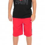 "Tapout ""Court Kings"" Youth Flame Scarlet Shorts"