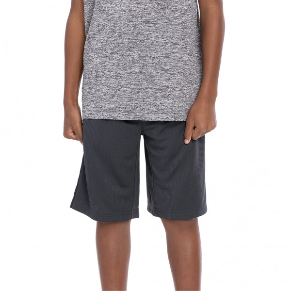 "Tapout ""Court Kings"" Youth Ebony Heather Shorts"