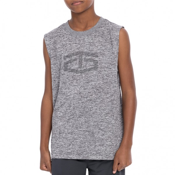 """Tapout """"Power"""" Heather Youth Muscle T-Shirt"""
