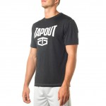 "Tapout Black Heather ""Wrecking Crew"" T-Shirt"