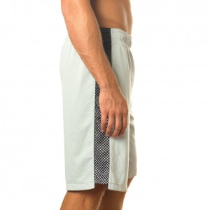 """Tapout """"Undisputed"""" White Shorts"""