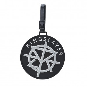 "Seth Rollins ""Kingslayer"" Luggage Tag"