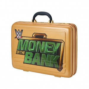 WWE Money in the Bank Gold Briefcase