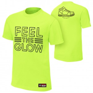 "Naomi ""Feel The Glow"" Neon Youth Authentic T-Shirt"