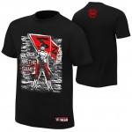 """Sami Zayn """"Never Be the Same"""" Authentic Youth T-Shirt"""