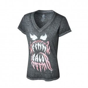 "Finn Bàlor ""Bàlor Club Worldwide"" Acid Wash Women's T-Shirt"