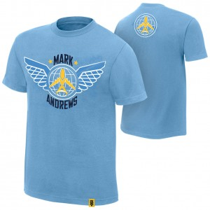 Mark Andrews NXT Authentic T-Shirt