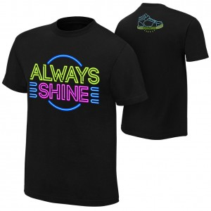 "Naomi ""Always Shine"" Authentic T-Shirt"