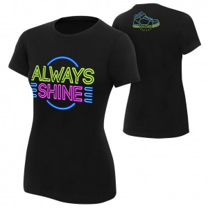 "Naomi ""Always Shine"" Women's Authentic T-Shirt"