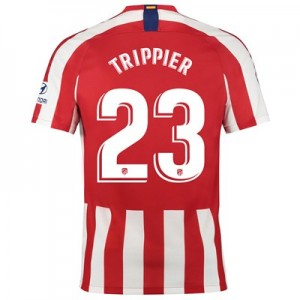 Atlético de Madrid Home Stadium Shirt 2019-20 with Trippier 23 printing