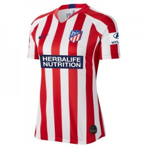 Atlético de Madrid Home Stadium Shirt 2019-20 - Womens