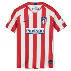 Atlético de Madrid Home Stadium Shirt 2019-20 - Kids