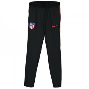 Atlético de Madrid Strike Training Pants - Black - Kids
