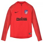 Atlético de Madrid Strike Drill Top - Red - Kids