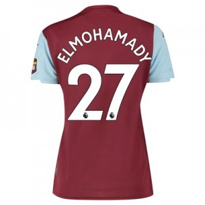 Aston Villa Home Shirt 2019-20 - Womens with Elmohamady 27 printing