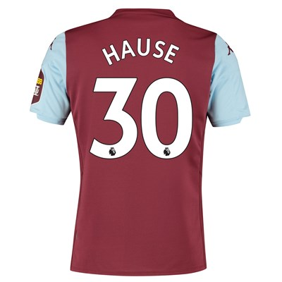 Aston Villa Home Shirt 2019-20 with Hause 30 printing