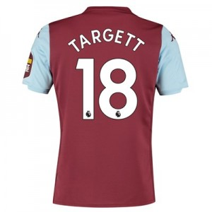 Aston Villa Home Shirt 2019-20 with Targett 18 printing