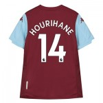 Aston Villa Home Shirt 2019-20 - Kids with Hourihane 14 printing