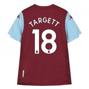 Aston Villa Home Shirt 2019-20 - Kids with Targett 18 printing