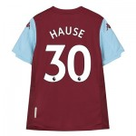 Aston Villa Home Shirt 2019-20 - Kids with Hause 30 printing