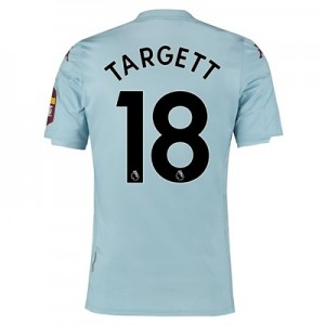 Aston Villa Away Elite Fit Shirt 2019-20 with Targett 18 printing