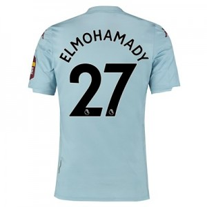 Aston Villa Away Elite Fit Shirt 2019-20 with Elmohamady 27 printing