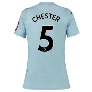 Aston Villa Away Shirt 2019-20 - Womens with Chester 5 printing