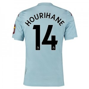 Aston Villa Away Shirt 2019-20 with Hourihane 14 printing