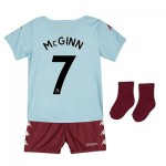 Aston Villa Away Babykit 2019-20 with McGinn 7 printing
