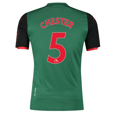 Aston Villa Third Elite Fit Shirt 2019-20 with Chester 5 printing