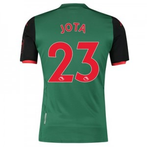 Aston Villa Third Elite Fit Shirt 2019-20 with Jota 23 printing